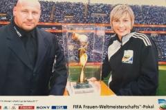 FIFA Frauen Weltmeisterschaft