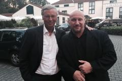 Personenschutz für Wolfgang Boßbach von der CDU 2015