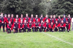 Football Manschaft U16 -  Solingen Palladines